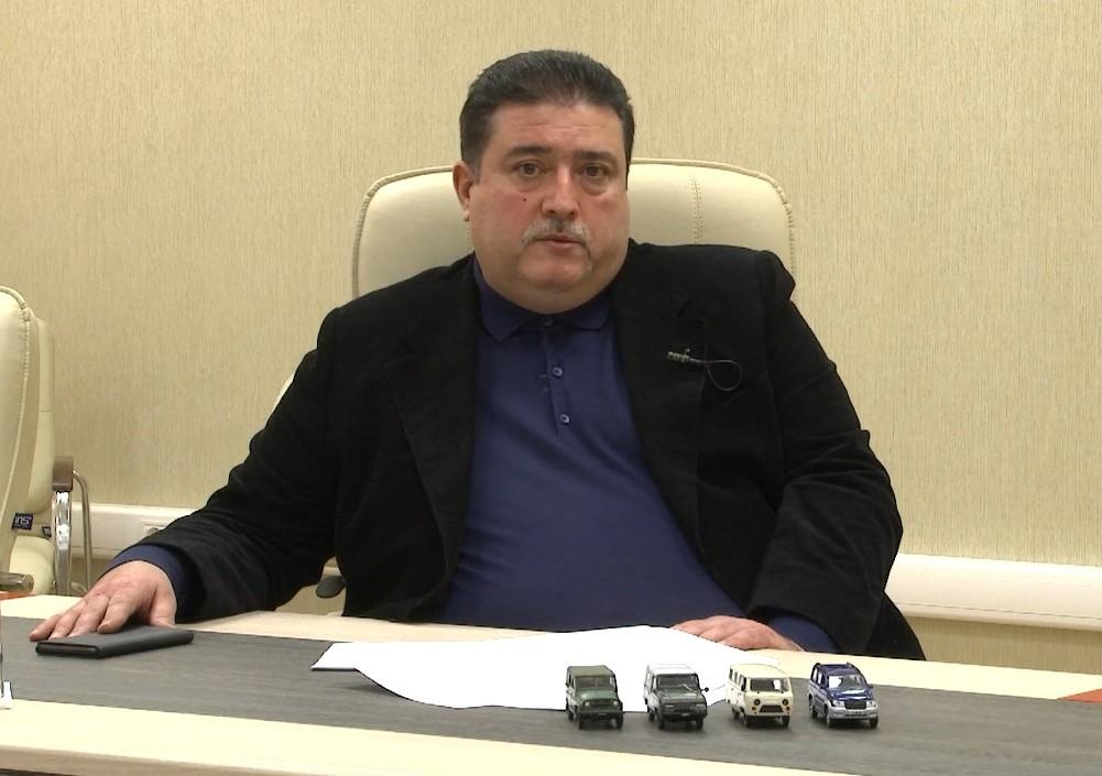 Адиль Ширинов: