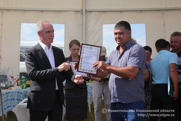 Министр Семёнкин о конфликте с фермером: