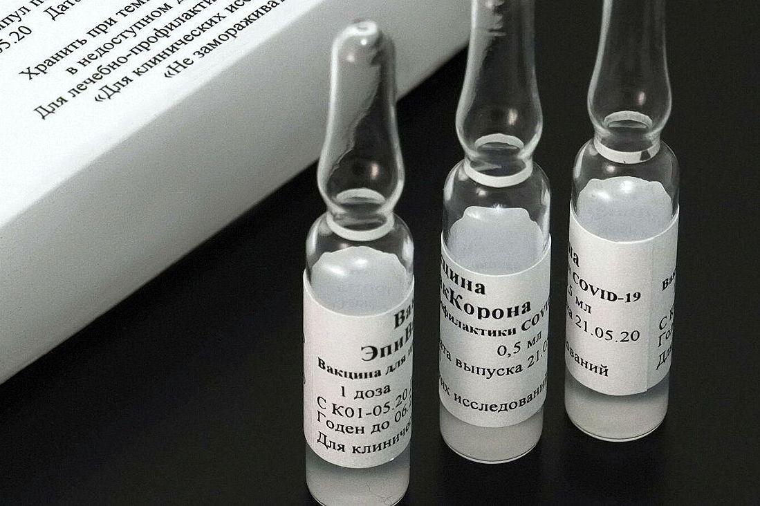 В ульяновские больницы привезли новую вакцину от коронавируса