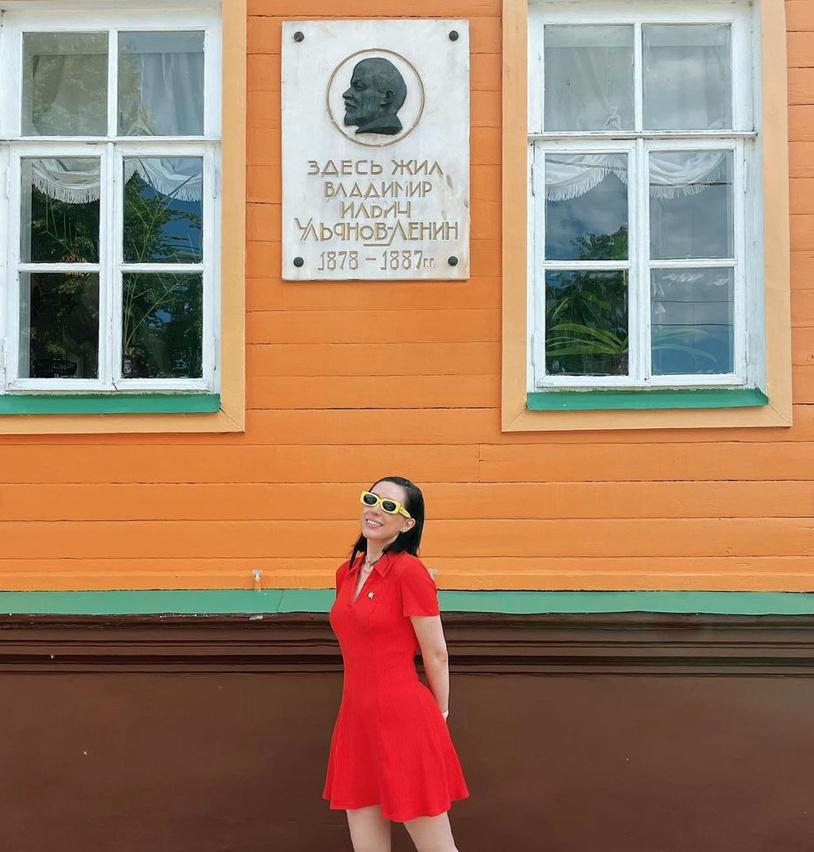 Ульяновск украл сердце Кати Клэп