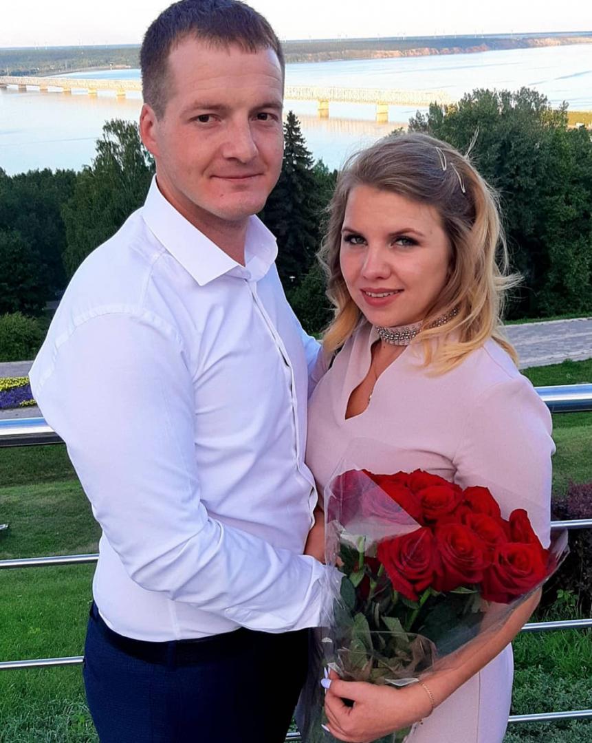 Минус холостяк в ЗСО. Коммунист Виталий Кузин женится