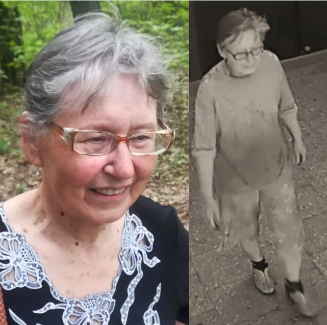 В Железнодорожном районе Ульяновска пропала женщина