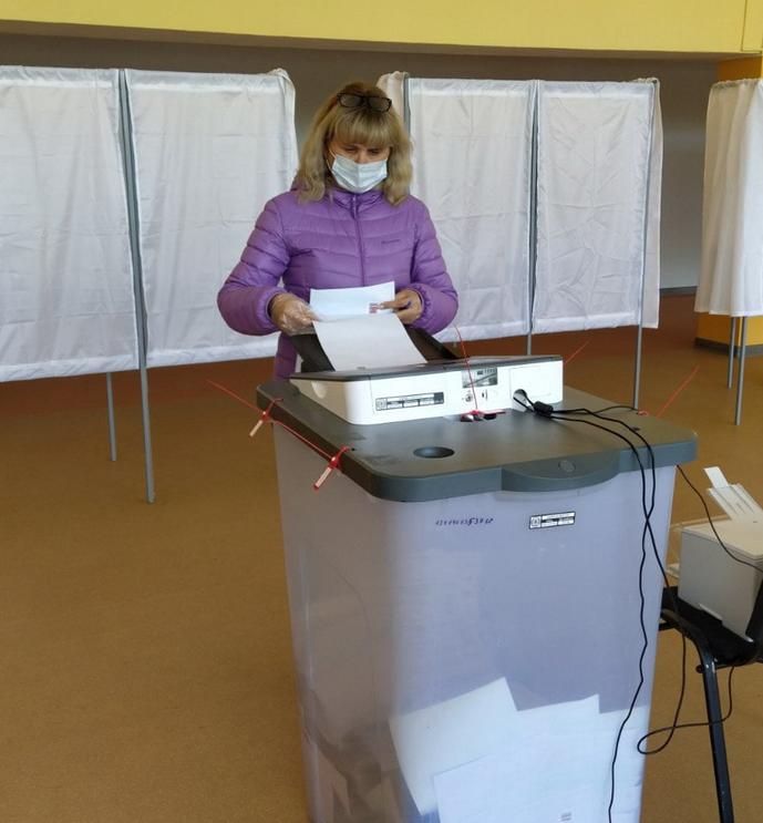 Выборы, которые прошли в Ульяновской области, названы самыми честными за последние 20 лет