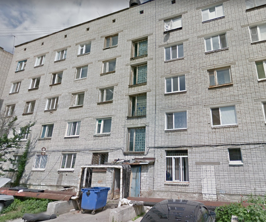 Замерзающим в общежитии на Нариманова ульяновцам обещали дать тепло к воскресенью