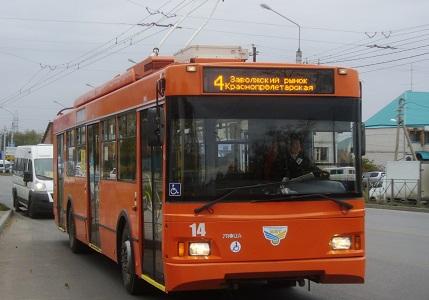 В Ульяновске исследуют пассажиропотоки городского электротранспорта