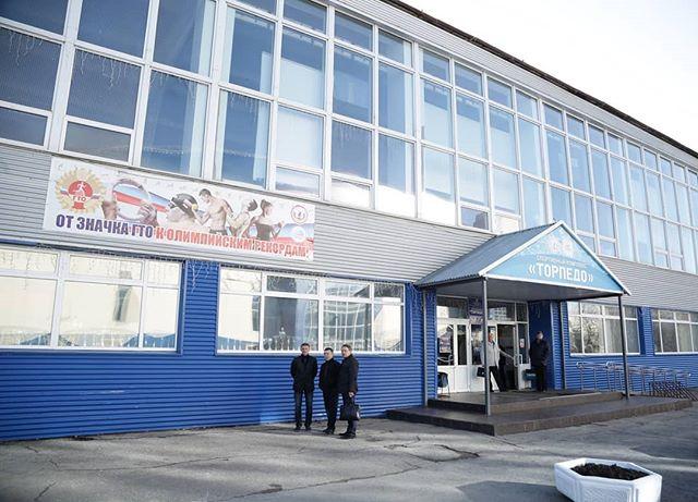 В Ульяновске построят 50-метровый бассейн рядом с СК «Торпедо»