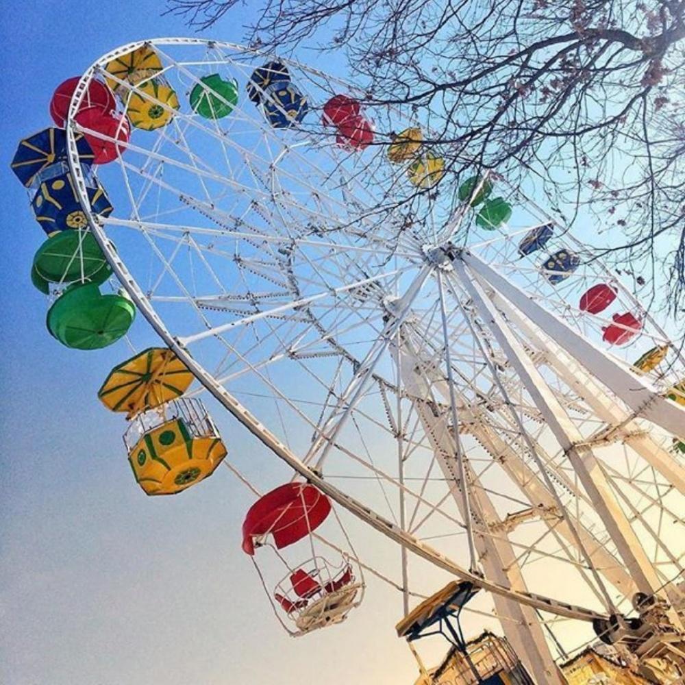 Обновленные ульяновские парки открывают сезон 1 мая