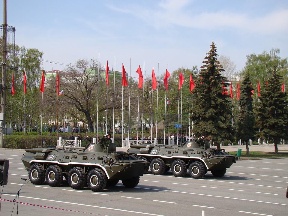 Когда и какие улицы Ульяновска перекроют в связи с Днем Победы