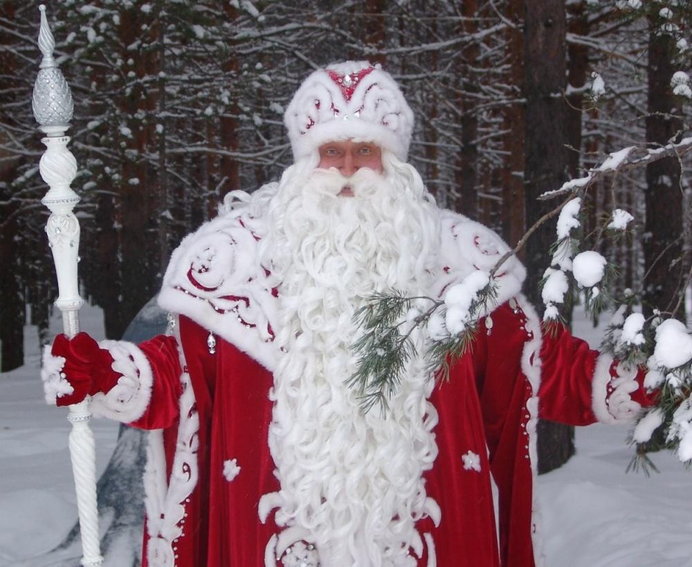Игры, дискотека и фейерверк – в Ульяновске отметят День рождения Деда Мороза