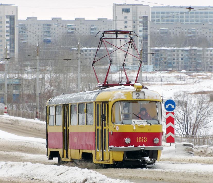 До трёх ночи будут ходить ульяновские трамваи, автобусы и троллейбусы в Новый год