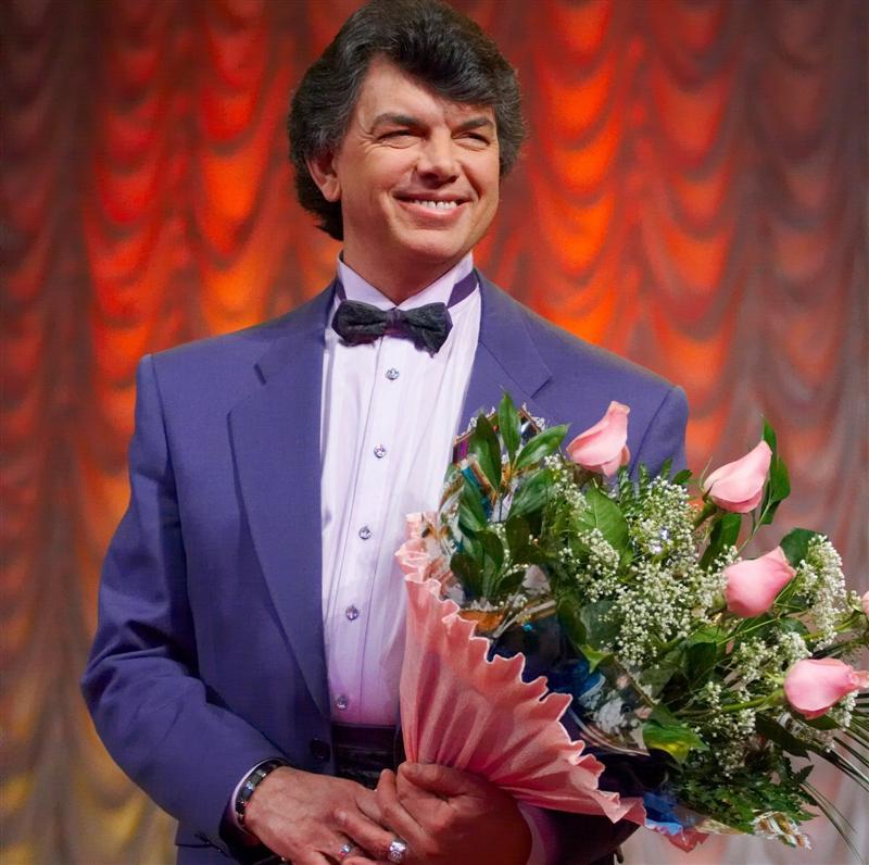 Певец Сергей Захаров отбывал «ссылку» в Ульяновской филармонии