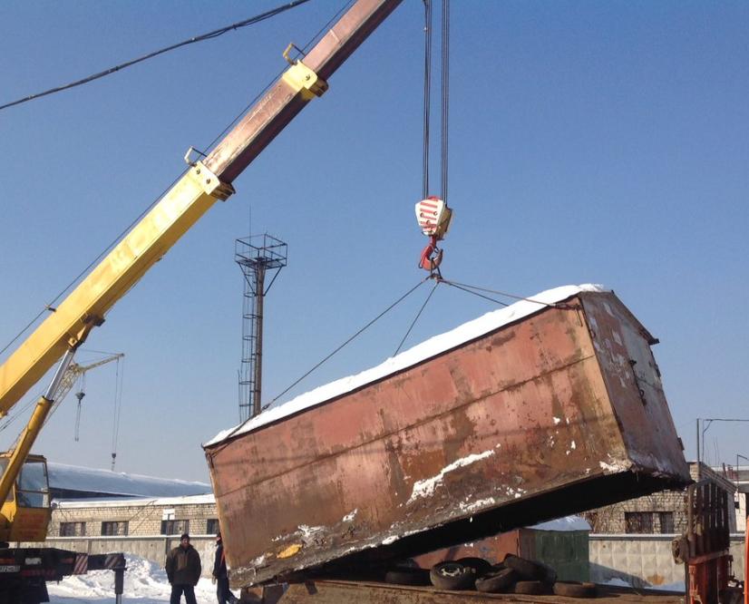 Борьба с самовольными постройками продолжается: в Ульяновске снесут еще 11 гаражей