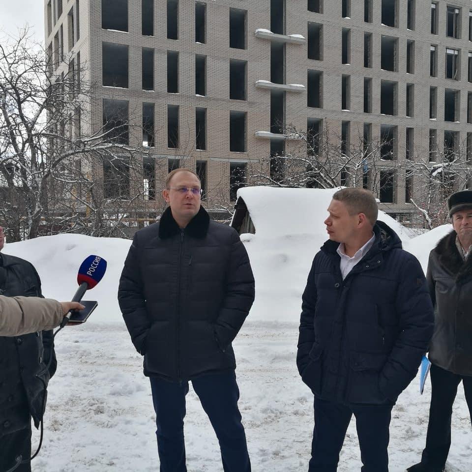 На достройку дома на Красноармейской ульяновские власти выделят 23 млн рублей