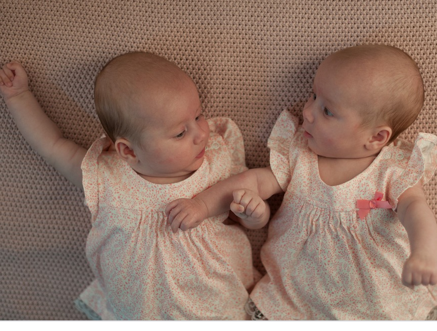 В Ульяновской области за неделю родились три двойни