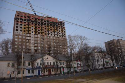 Власти Ульяновска выкупят три квартиры в доме под снос