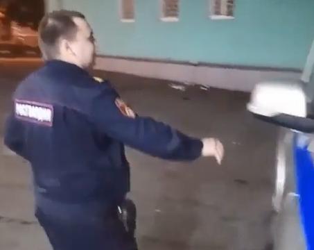 Обед по расписанию. Ульяновские росгвардейцы из-за шаурмы проигнорировали жалобу о нападении