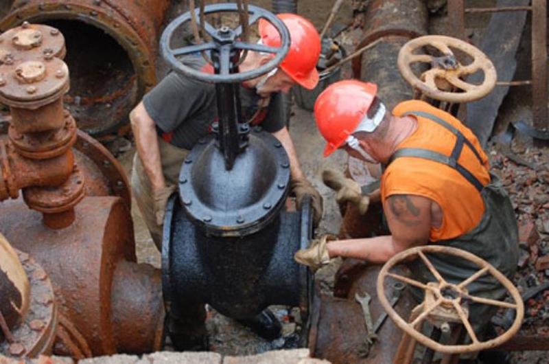 Жителей Киндяковки просят запастись водой впрок