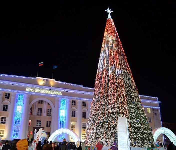 В Ульяновске 1 декабря откроется зимний парковый сезон и начнется новогодняя кампания