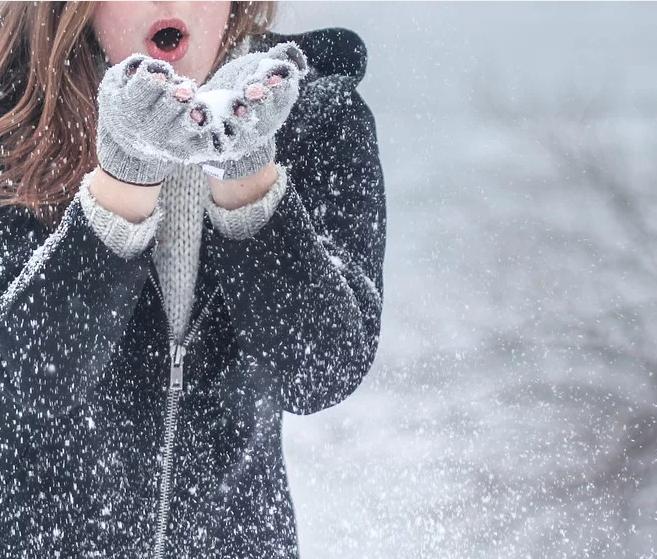 Снег и минус восемь: завтра в Ульяновске резко похолодает