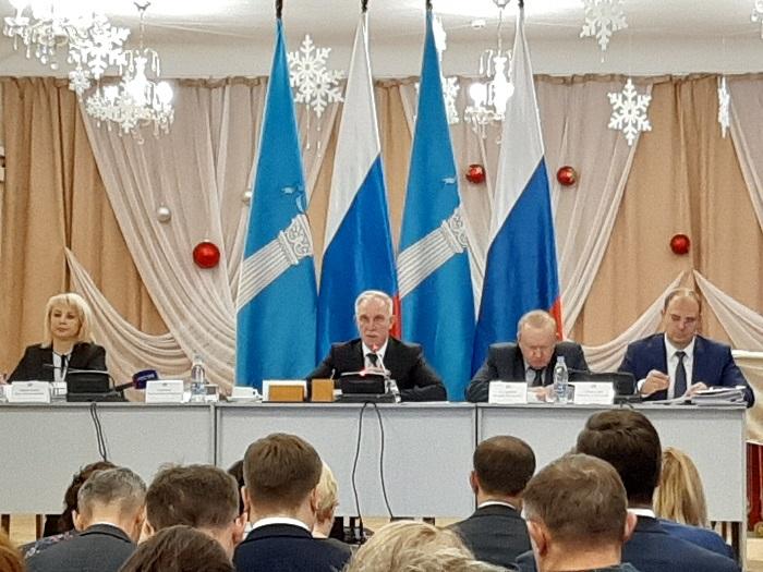Губернатор Морозов - главе Заволжья: