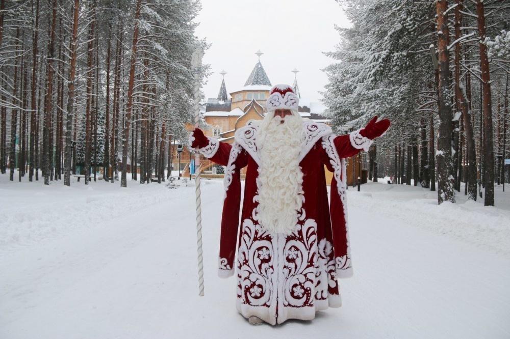 В Кузоватово приедет Дед Мороз из Великого Устюга