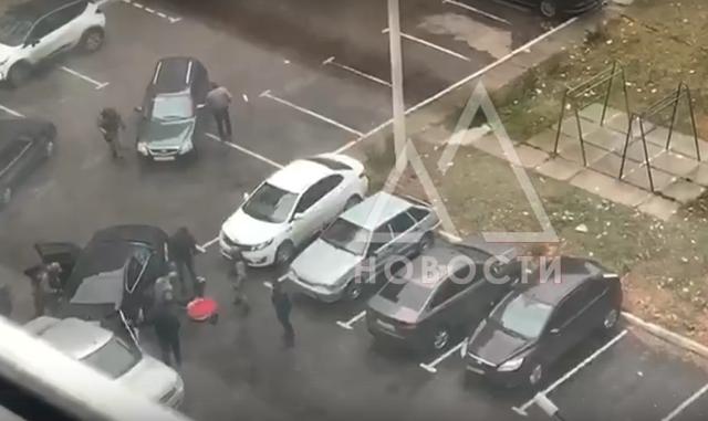ОПГ вымогателей посадили в Димитровграде