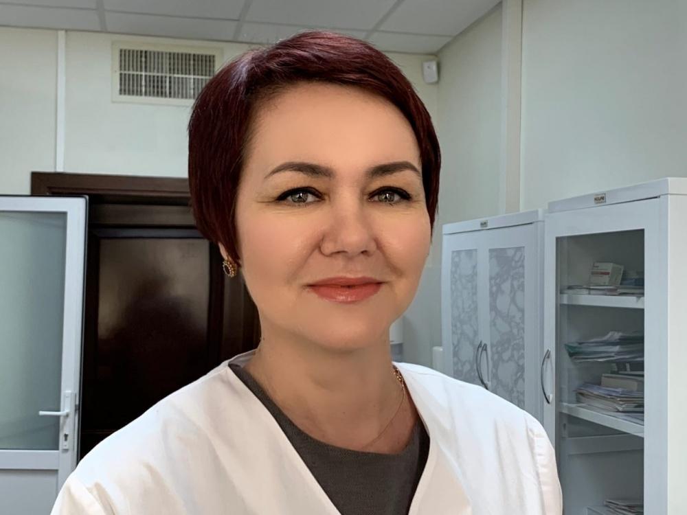 Врач-инфекционист Лариса Ильмухина: