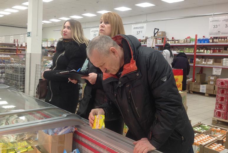 Администрация Ульяновска нашла самые низкие цены на продукты