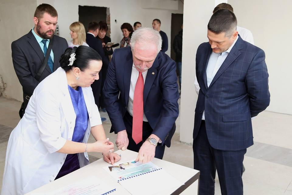 100 млн рублей направят на ремонт детского стационара клинической больницы №1 в Ульяновске