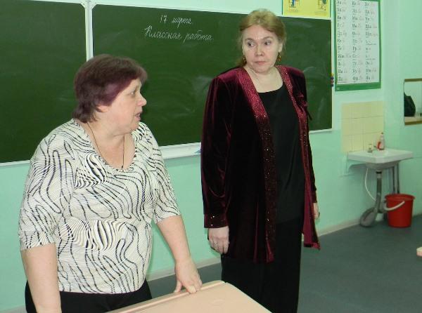 Учительница и директриса фото 374-551