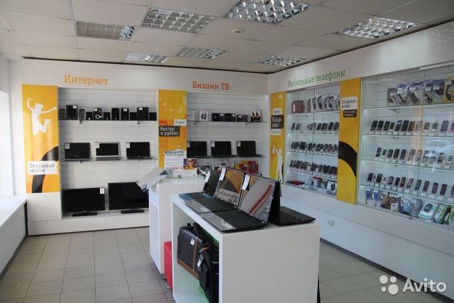 магазин сотовых телефонов на курской
