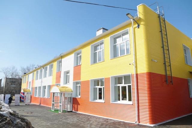 В Ульяновске детский сад №6 на 180 малышей открыли после ремонта, фото-1