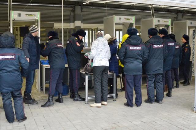 ВКазани задержали футбольного поклонника изЧувашии
