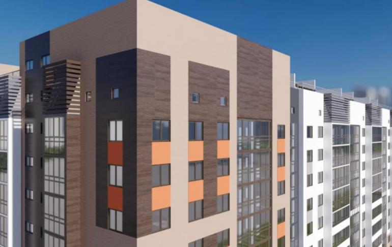 Мы расширяем свои горизонты: компания DARS Development приступила к строительству нового дома в Новом Городе
