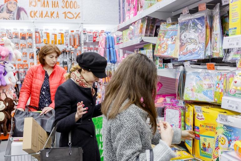 На праздничном открытии «Галамарта» любая вторая игрушка будет стоить 1 рубль! Только 7 мая*