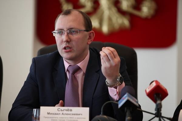 Сычев поведет эсеров на выборы в Заксобрание