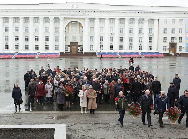 Сегодня коммунисты РФ отмечают 148 лет содня рождения Владимира Ленина