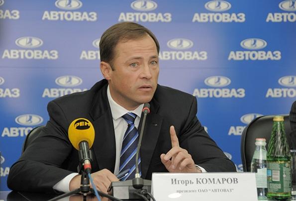 Прежний руководитель «Роскосмоса» Игорь Комаров может занять кресло полпреда президента вПФО