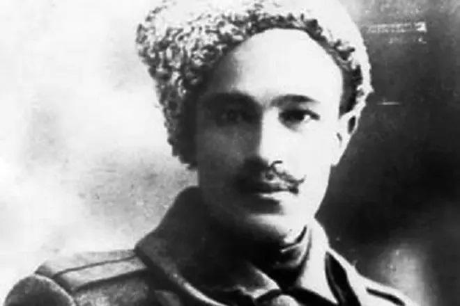 Дмитрий Карбышев, 1914 год